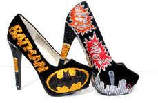 Vigilante-Inspired Heels