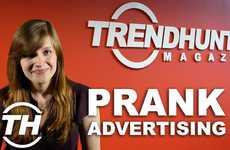 Prank Advertising
