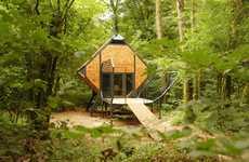 Eco-Friendly Cozy Cottages