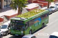 Public Rooftop Bus Gardens
