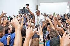 Rapper Performance Art