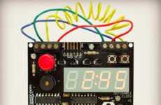 Violent DIY Clocks
