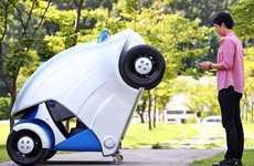 43 Fantastic Foldable Vehicles