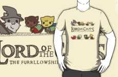 Fantasy Series Feline Fashion