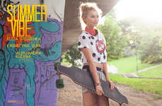 Girly Skater Portrayals