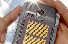 11 Solar Cell Phone Technologies