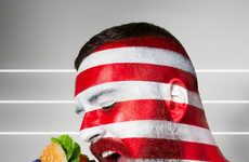 Patriotic Platter Photography