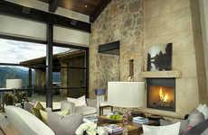 Luxurious Mountain Retreats
