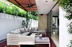 Lush Open-Air Homes
