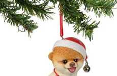 Internet-Famous Dog Ornaments
