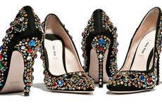100 Elegant Heels for New Years