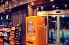 Taco Shop Vending Machines