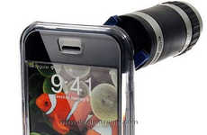 61 Photographic Phone Add-Ons