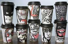 52 Examples of Coffee Branding