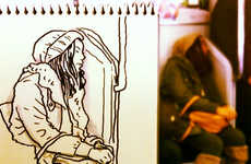 Unaware Hastily Sketched Citizens