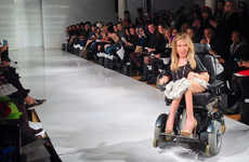 Inspirational Wheelchair Fashion Models
