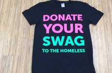 Swag Donation Startup Giveaways