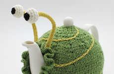 Kooky Snail Tea Cozies