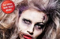 Zombie Beauty Books