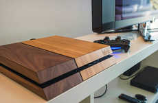 Wooden Console Covers