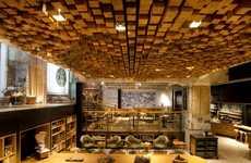 85 Contemporary Cafes
