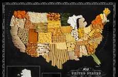 98 Marvellously Distinct Maps