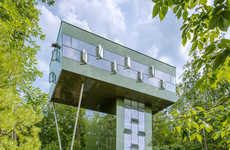 41 Examples of Hovering Homes