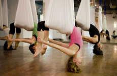 16 Unusual Yoga Experiences