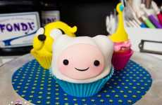 Cult Cartoon Cupcakes