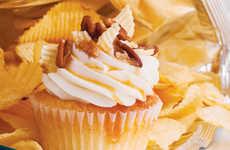 Potato Chip Cupcakes
