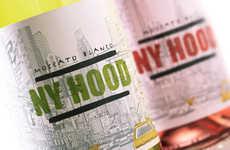 Location-Specific Wine Bottles