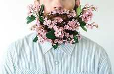 Hipster Flower Beards