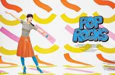 100 Vibrant Pop Art Fashions