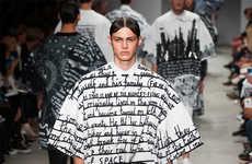80 Textual Fashion Examples