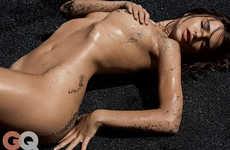 46 Tastefully Topless Photoshoots
