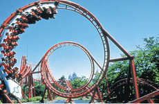 66 Roller Coaster Creations
