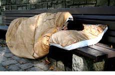 Cardboard-Inspired Bedding