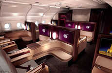 24 First Class Flying Innovations