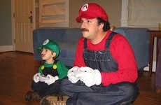 Dressing As Video Game Heroes