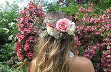 15 Floral Bridal Accents