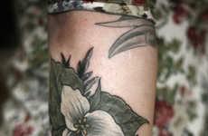 100 Eccentric Tattoo Designs