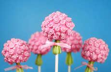 33 Sweet Floral Desserts