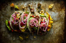 30 Non-Traditional Taco Dishes