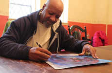 Homeless Art Initiatives