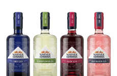 Filigree Gin Branding