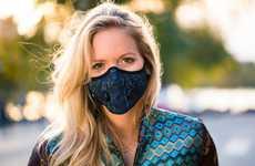 Fashion-Forward Breathing Masks