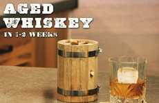 DIY Oak Whiskey Barrels