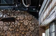 Forestry Wall Installations