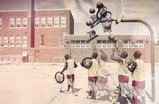 Portable Basketball Nets