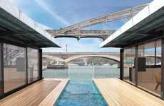 Eco-Friendly Floating Hotels